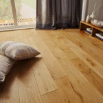 Hudson 125mm oak plank oiled solid